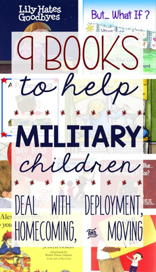 9 Books to Help Military Families