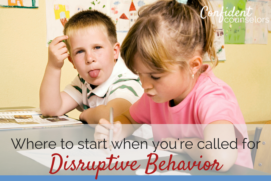 Managing Behavioral Referrals for Disruptive Behaivior