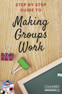 Making Groups Work
