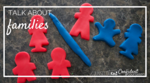 School Counseling Activities: 5 ways to use Play Doh in school counseling: feelings identification, family changes, anger release, mandalas, and more