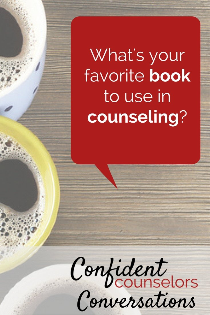 Favorite books to use in school counseling