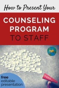 Present your counseling program and role to staff at the beginning of the year. Free editable powerpoint and meet the counselor templates.