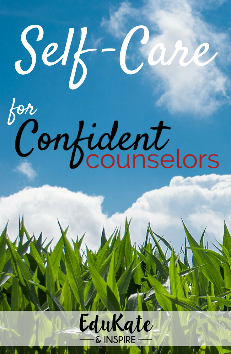School Counselor Self-Care