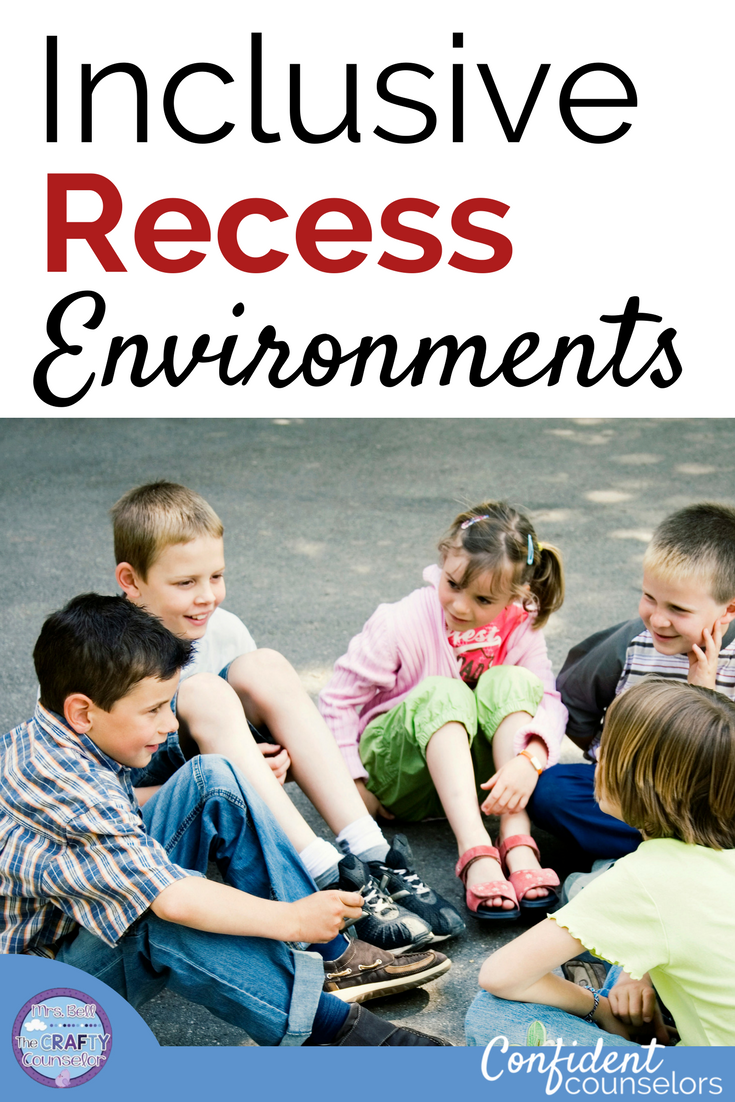 6 tips for making recess inclusive for all elementary school students to help foster social skills, develop friendships, and have fun.