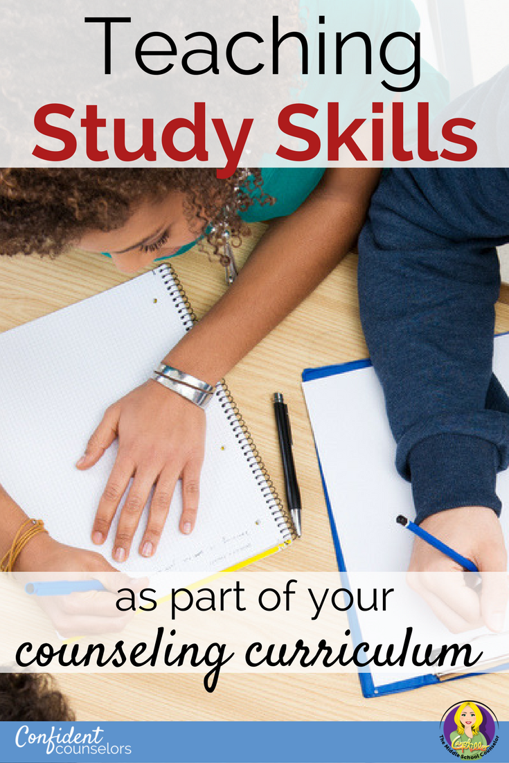 teaching study skills to middle school students requires direct teaching, data collection, setting goals, and providing practice opportunities.