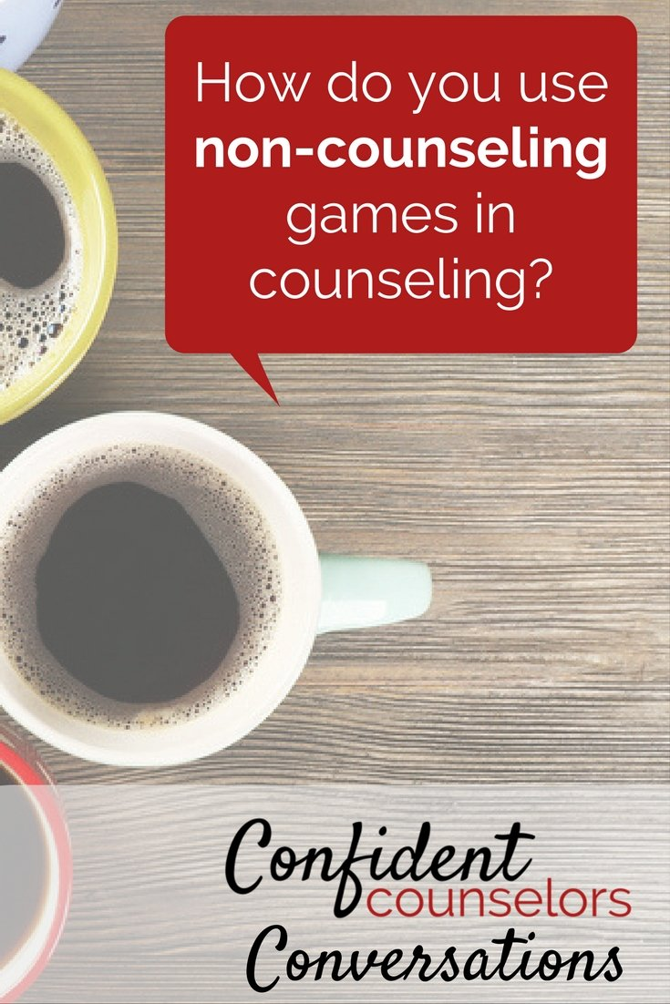 counseling games conversation