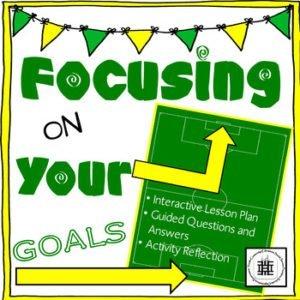 Setting goals activity.