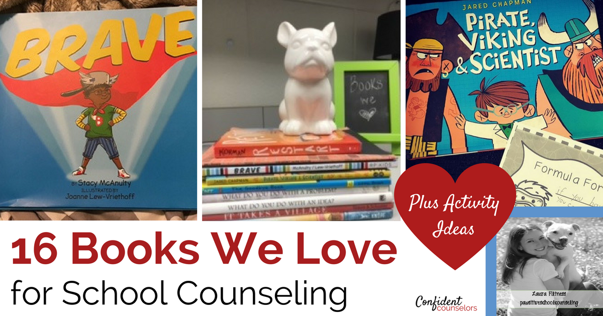 Books for school counseling