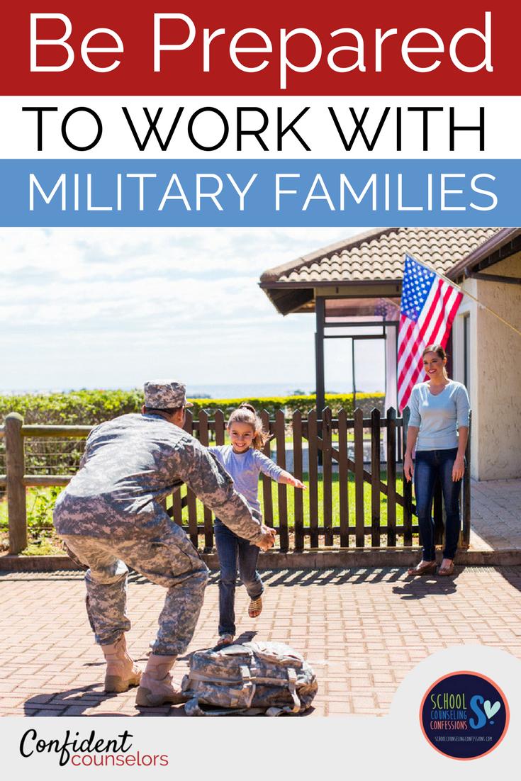 Military families reuniting