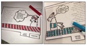 parts of llama negative thinking flipbook