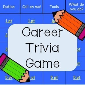 career trivia game cover