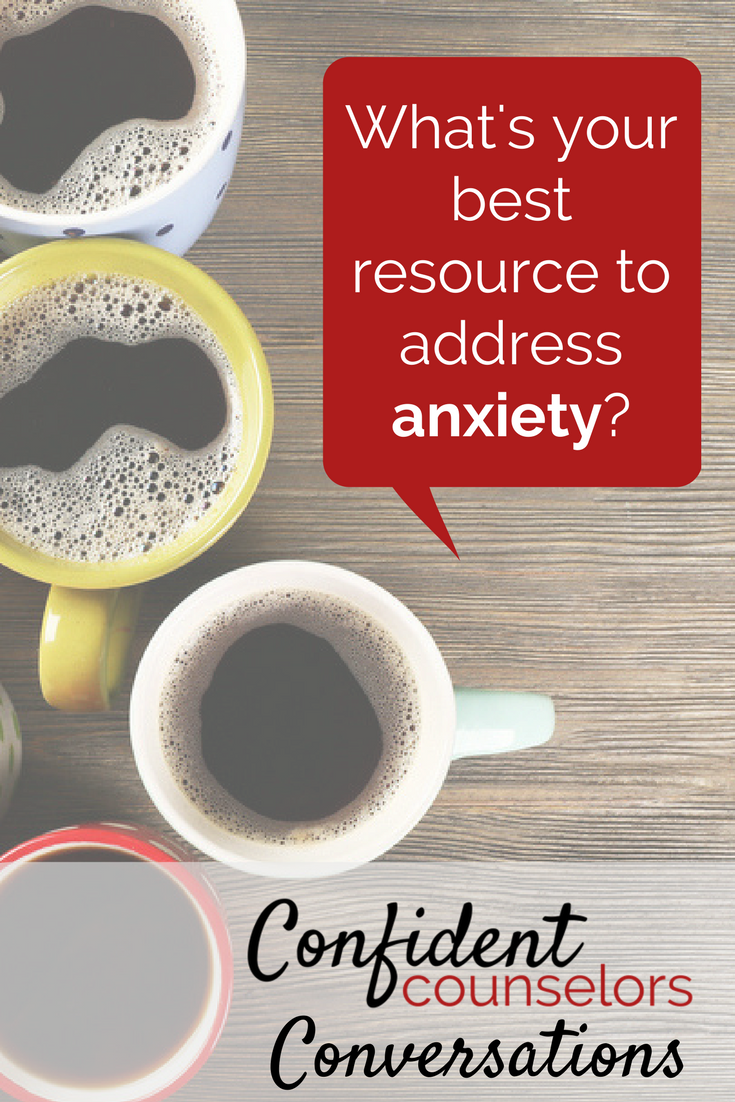 best school counseling anxiety resource