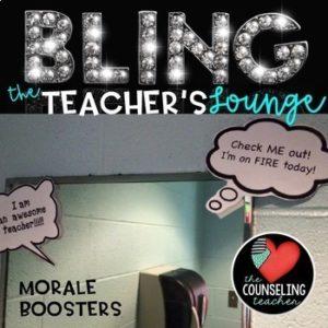 bling the teacher lounge