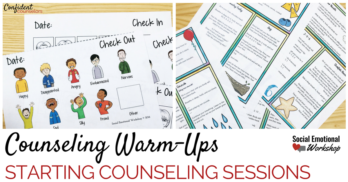 counseling warm-ups pin