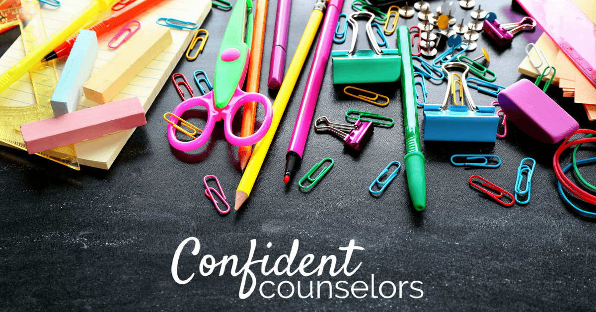 Must-Have Resources for New School Counselors