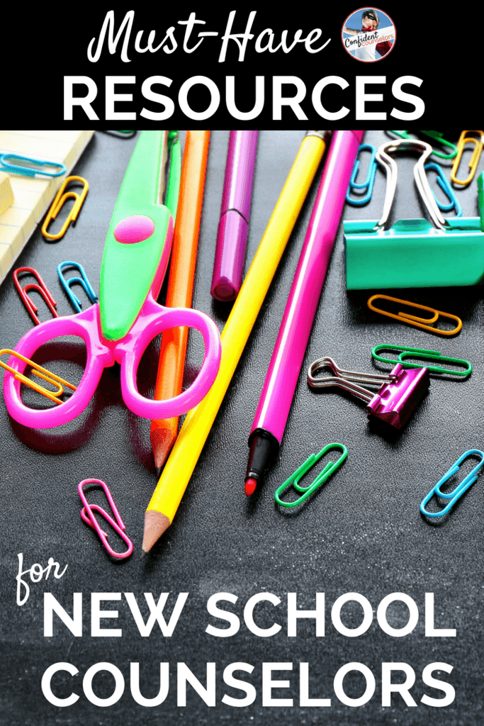 Read about our must-have resources for new school counselors on a budget! Find recommendations for games, TpT resources, office tools, and more!
