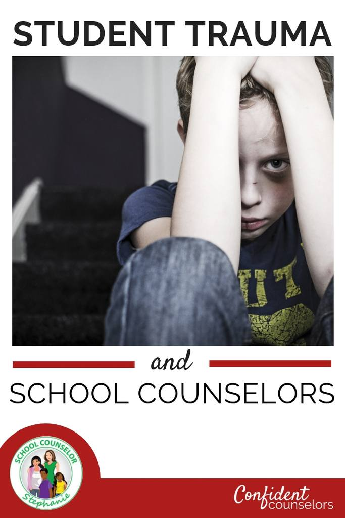 school counselors can be essential in approach students who have experienced chronic trauma.