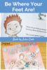 be where your feet are julia cook book review