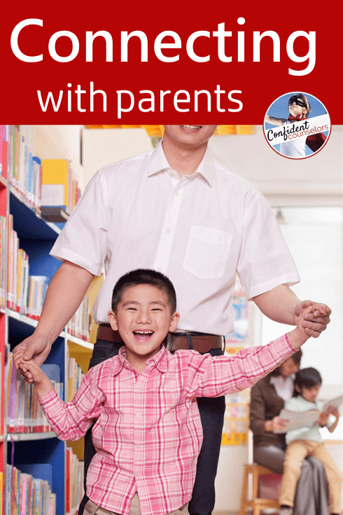 Counselor parent relationships