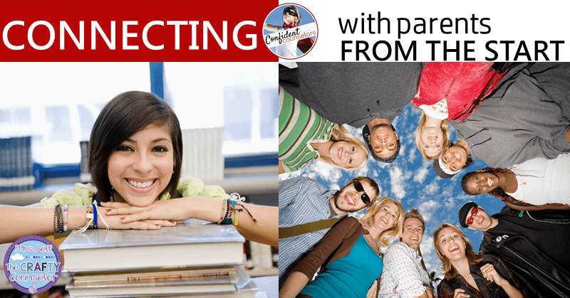 Creating A Parentcounselor Relationship At The Beginning Of The Year