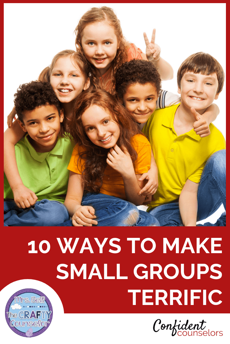 Small groups at the elementary level can be difficult. Being proactive by having a clear purpose and pre-screening members helps your small group run a little smoother. Set your small groups up for success with these 10 ways to help make your small group sessions terrific.