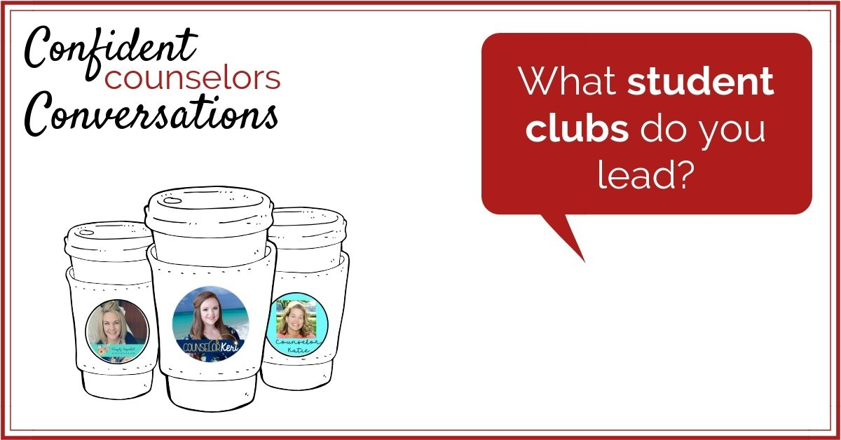 Student clubs and groups can be an excellent way for school counselors to connect with students, target their counseling program, and meet school needs.