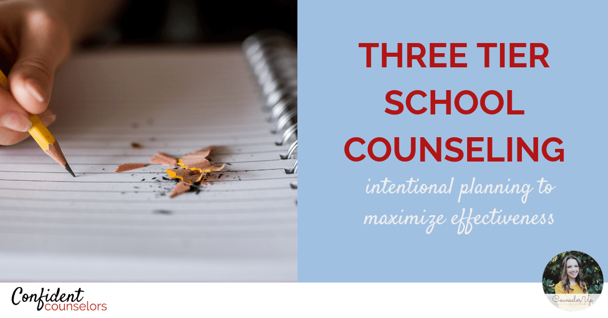 3 Tier School Counseling