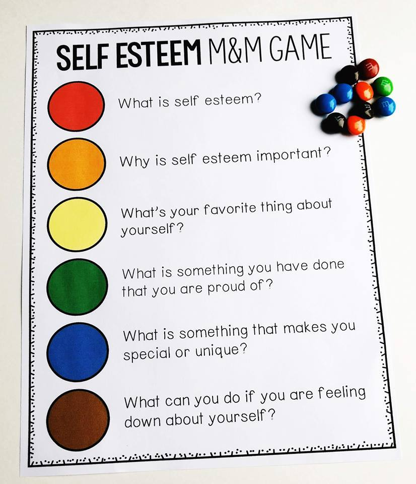 Use multi-colored candy to get to know your students, or get them talking about any topics!