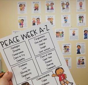 Peace Week