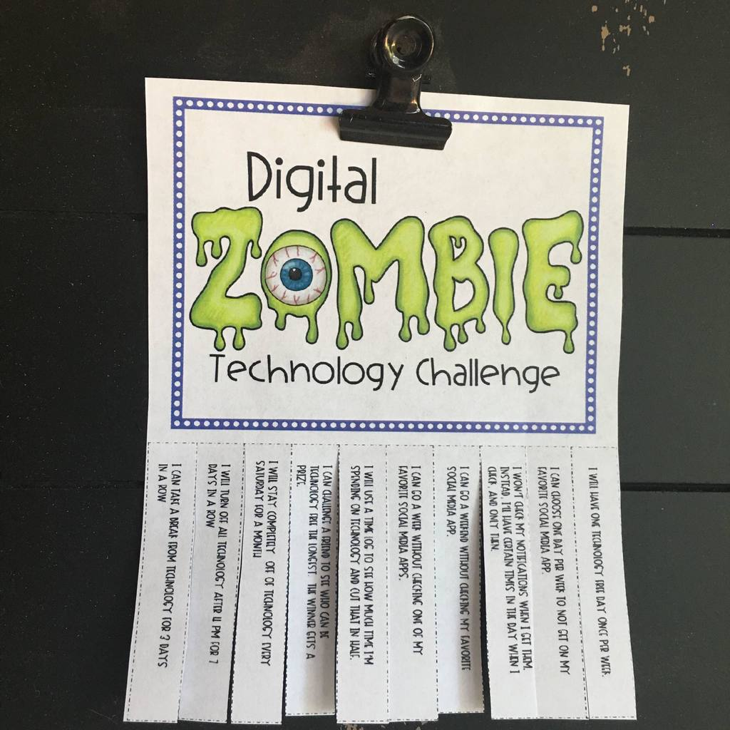 free technology habits download
