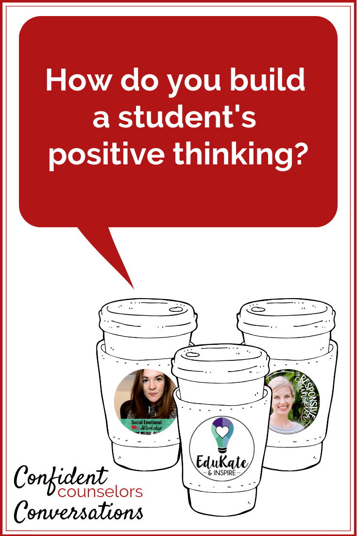 improve student's positive thinking