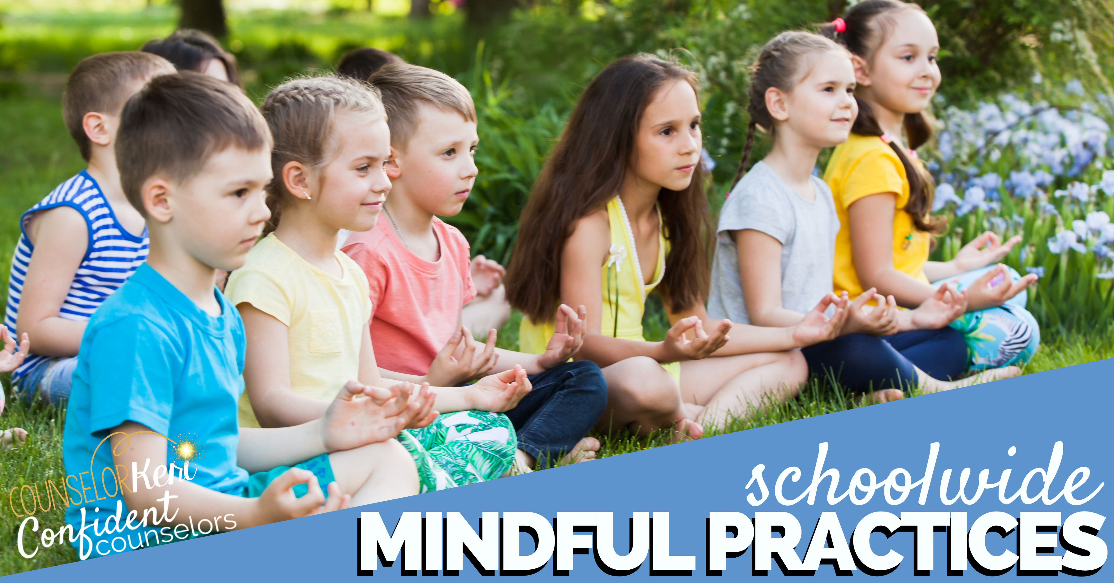 Want to encourage mindful practices throughout your school community? Read more about encouraging schoolwide mindfulness activities & culture!