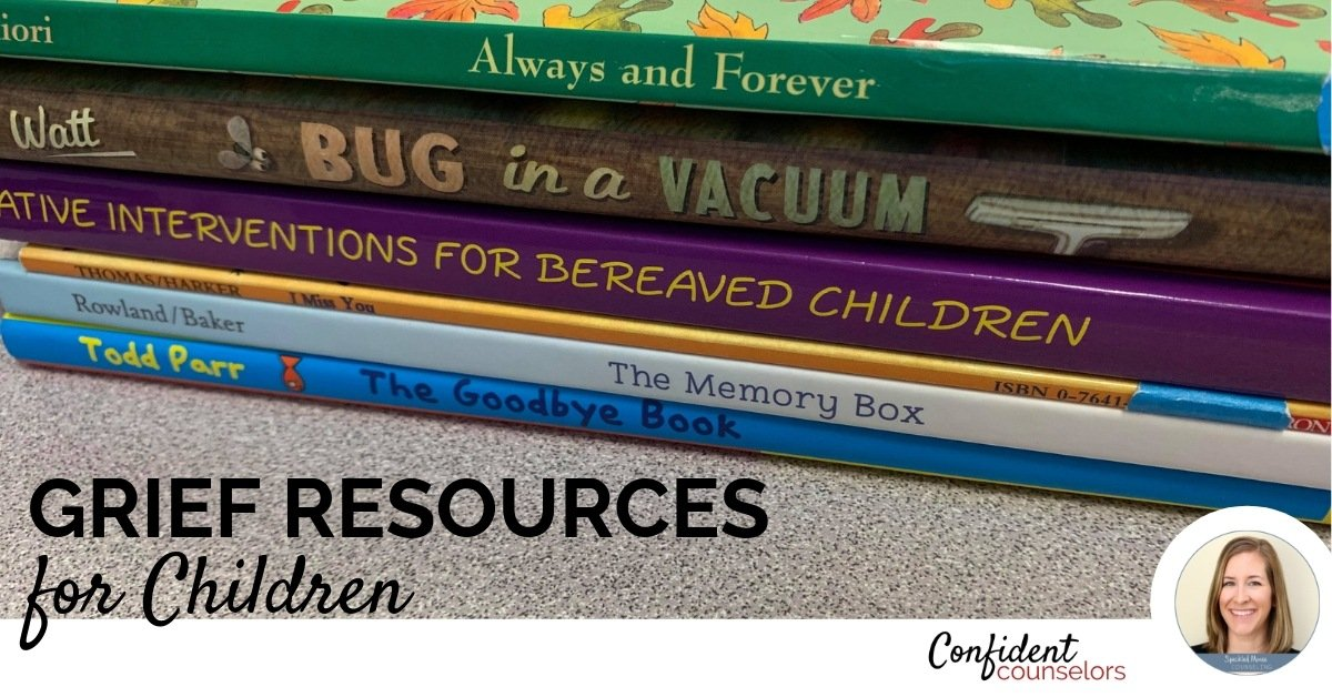 grief resources for children
