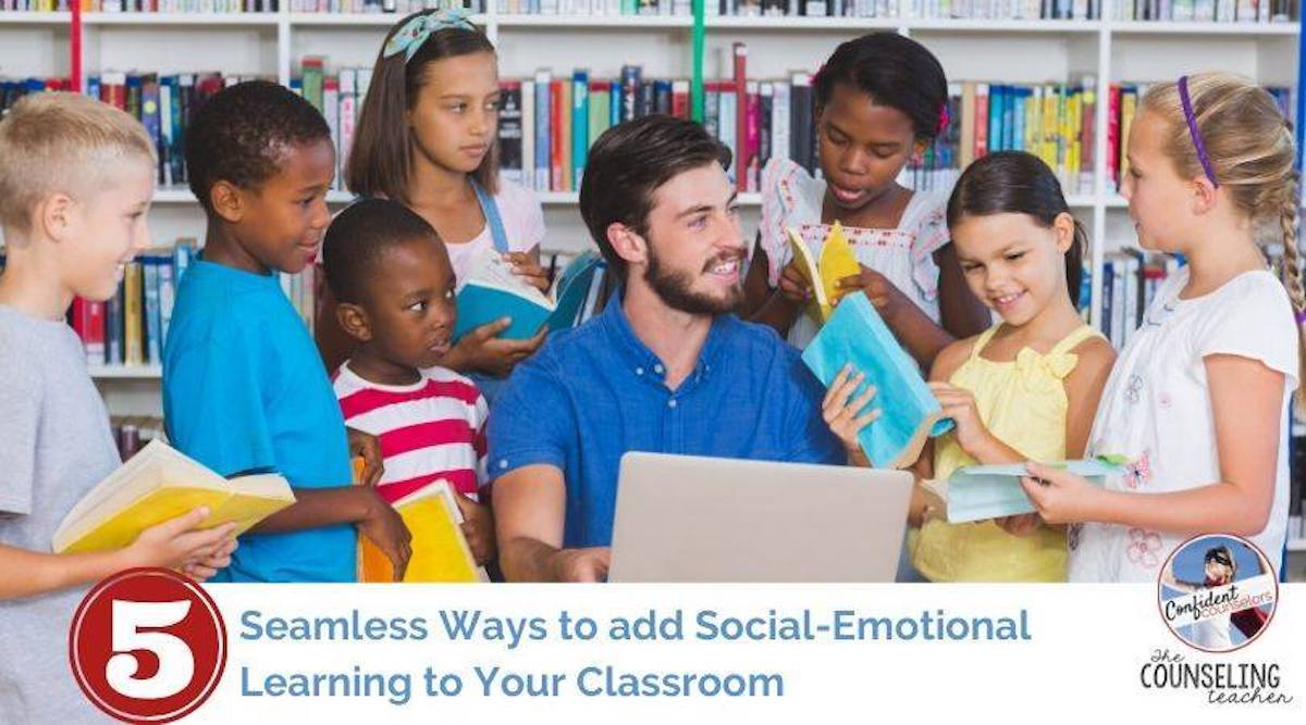 5 ways to add social emotional learning to your lessons
