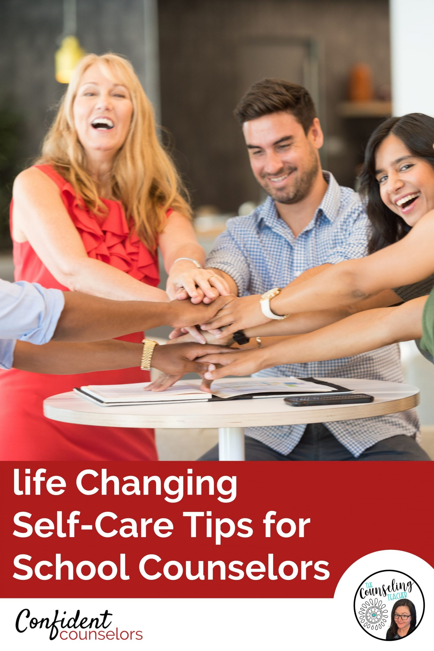 self-care tips for school counselors