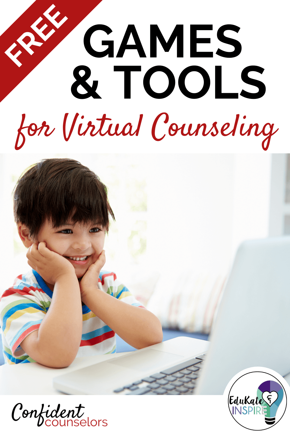 Free games and tools for virtual counseling